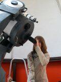 Bau eines Teleskops