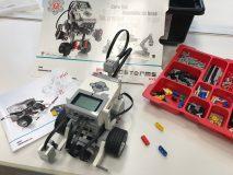 LEGO EV3-Robotik – Auf dem Weg zum selbstfahrenden Auto