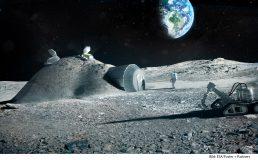 Leben auf dem Mond – Wie könnte eine Mondstadt aussehen?